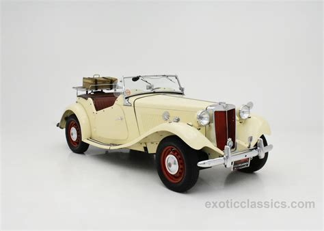 mg td champion motors international  luxury classic vehicle dealership  york  rolls