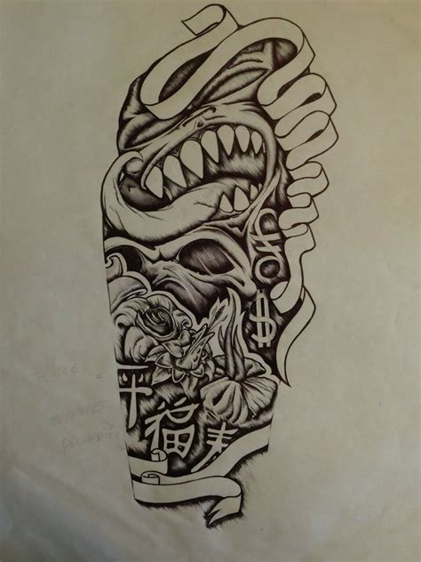sleve tattoo designs sleve by lucashales on deviantart