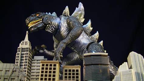 Godzilla Bandai 1998 Figure Kaiju trendmasters fang bite godzilla 1998 kaiju figure