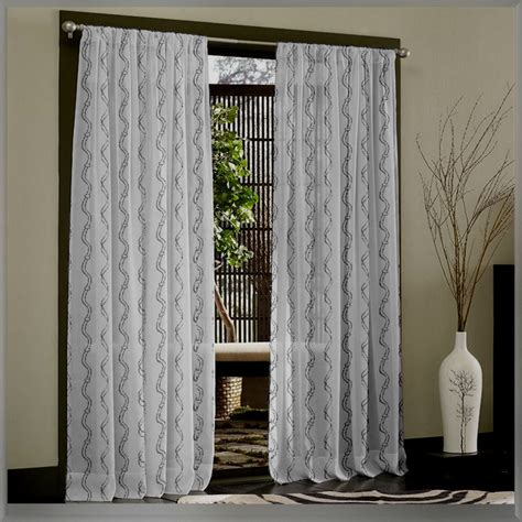 two colour curtains 2014 new design gauze curtain 2 colors quality embroidery