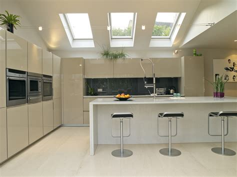 Kitchen Island With Table Combination by Velux Windows Clayridge Roofing