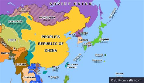 taiwan map asia nationalist taiwan historical atlas of east asia 29