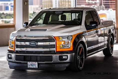 f150 show truck 2015 ford f 150 show trucks for sema and la