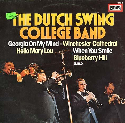 swing pop songs dutch swing college band