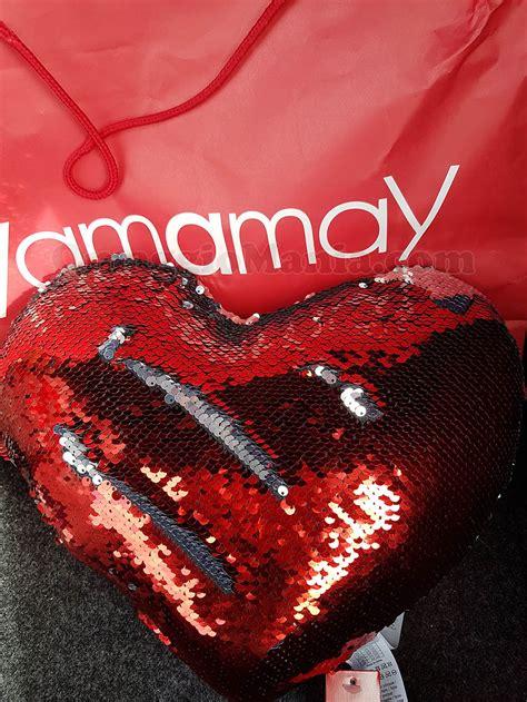 cuscini a forma di cuore cuscino a forma di cuore yamamay omaggiomania
