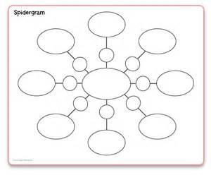 Spidergram Template spidergram template 28 images write that journal