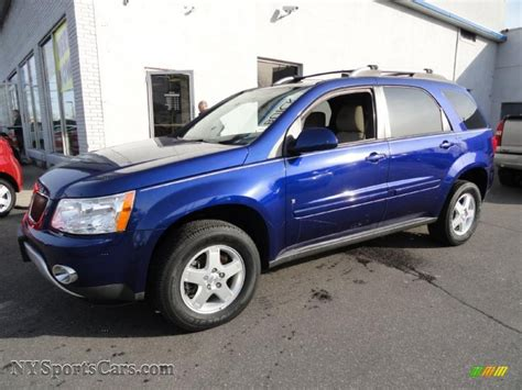 blue book value used cars 2008 pontiac torrent user handbook 2006 pontiac torrent in blue streak metallic 207942 nysportscars com cars for sale in new york