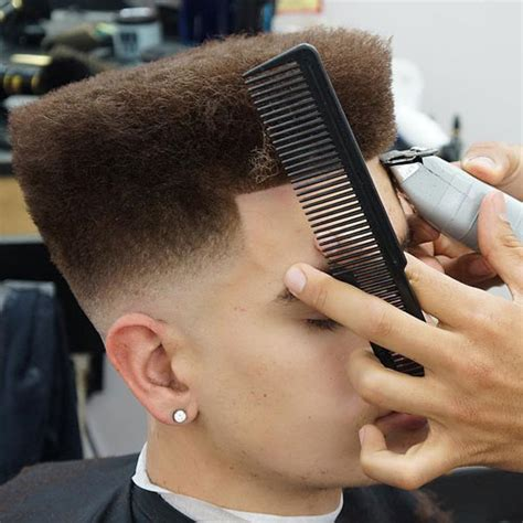 mid top fade the temp fade haircut top 21 temple fade styles 2017