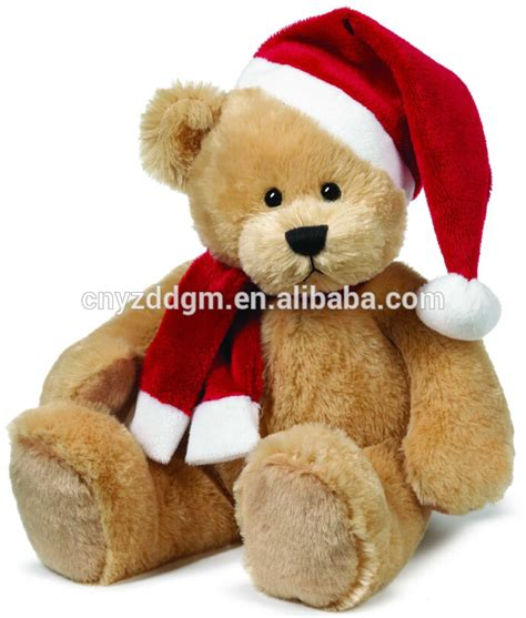Teddy Keychain metal keychain plush teddy keychain with