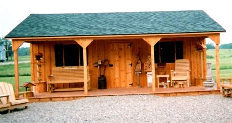 Hemlock Cabins by Hemlock Sheds At Concord Amish Concord Amish