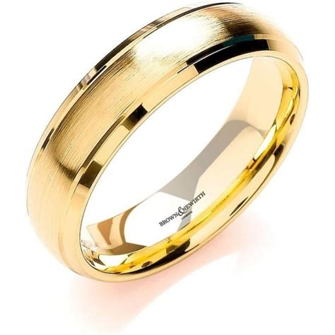 mens 18ct gold wedding rings ktrdecor