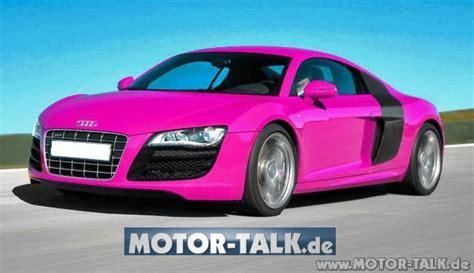 Pink R8 : Hello Kitty : Audi R8 : #204348259
