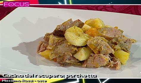 cucinare la porchetta ricetta cucina recupero porchetta
