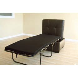 ottoman converts to a guest bed filbert multifunctional ottoman twin guest bed by baxton