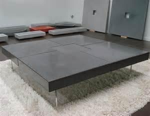 table beton table basse en b 233 ton cir 233 bfuhp