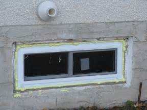 how to install a basement window window installation how to install basement window