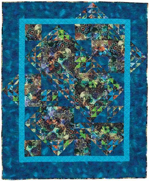 Quilt Patterns For Big Prints by Martingale Big Print Patchwork Print Version Ebook