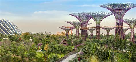 The Garden City singapore the city in a garden destinations magazine