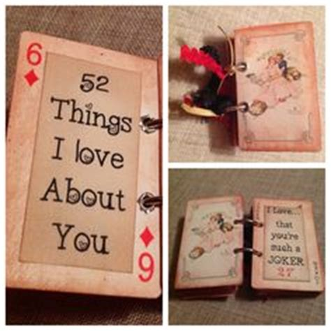 52 things i about you deck of cards template deck of cards on cards things i