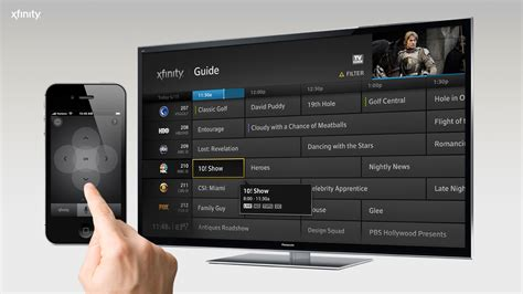 tv comcast xfinity tv s next x1 platform the future of television