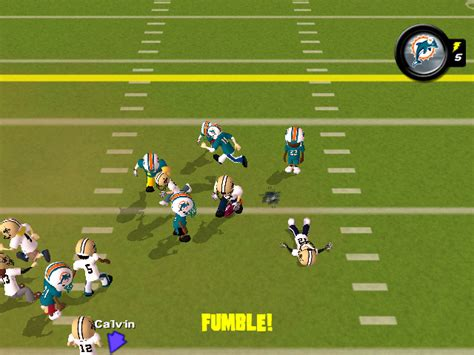 backyard footbal backyard football 10 review nintendo okie