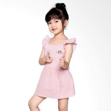 Kazel Ruffle Shirt Perempuan jual baju anak perempuan terbaru harga murah blibli