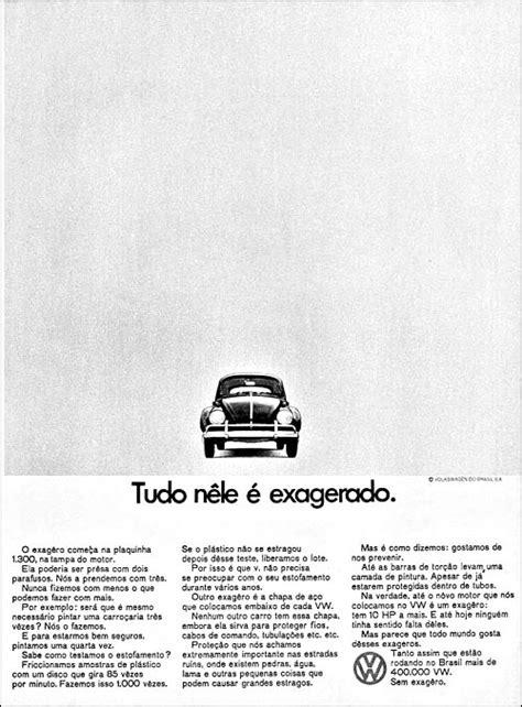 Volkswagen do Brasil 1967