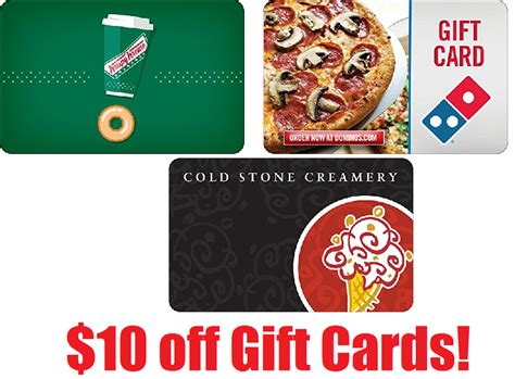 Gift Card 50 Off - 10 off gift cards 50 egift cards or 2 25 gift cards only 40 each domino s