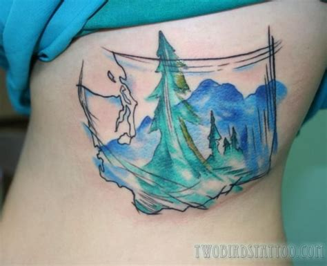 washington state tattoo 25 best washington state tattoos ideas on