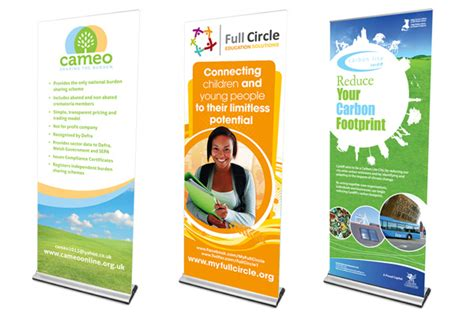 design a banner stand 4 tips for designing your next outstanding banner stand