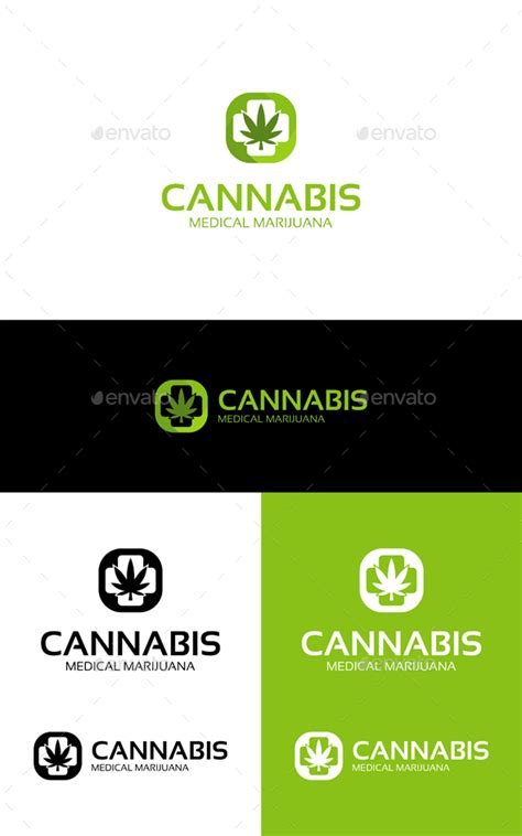 Cannabis Medical By Djjeep Graphicriver Marijuana Website Templates