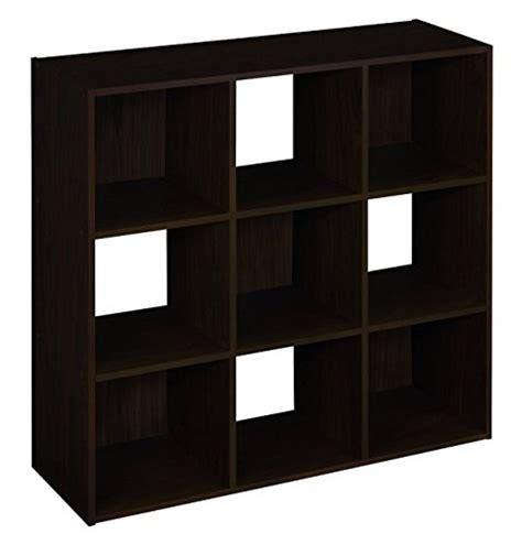 Closetmaid Prices Closetmaid 8937 Cubeicals 9 Cube Organizer Espresso In