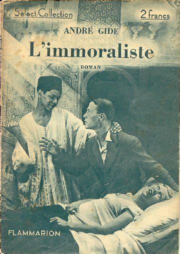 libro limmoraliste les 44 meilleures images du tableau projet andr 233 gide
