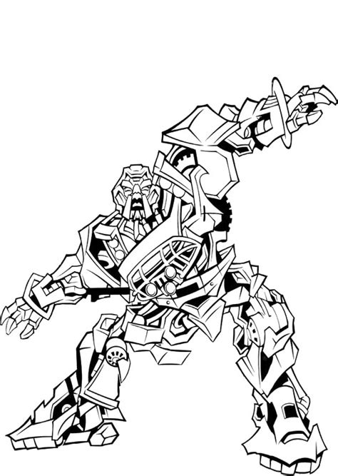 transformers coloring pages ratchet transformers ironhide robots coloring pages transformers