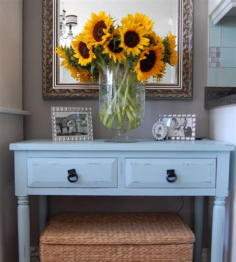 home decor blogs in canada september sunflowers ahhhhhh a pop of pretty canadian home decorating st