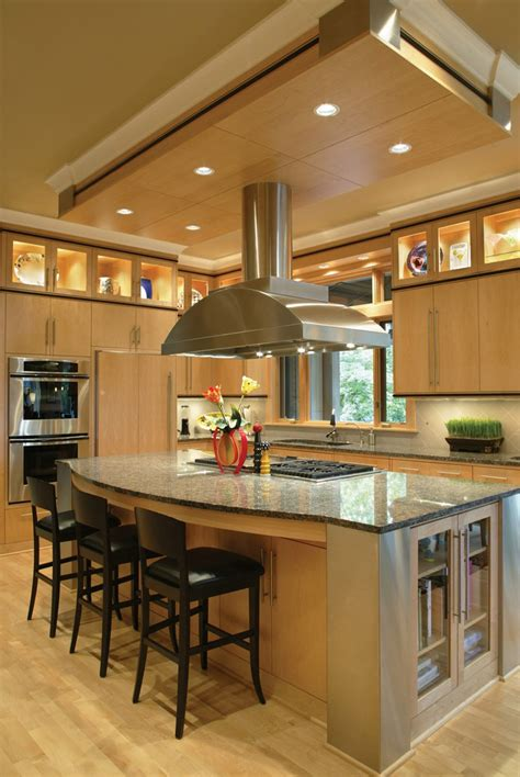 Custom Designed Kitchens 25 Home Plans With Kitchen Designs