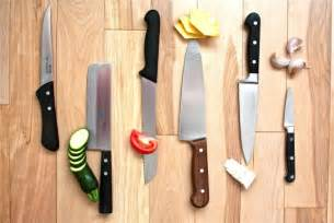 Safety Kitchen Knives How To Choose The Right Knife For The Job Simple Bites