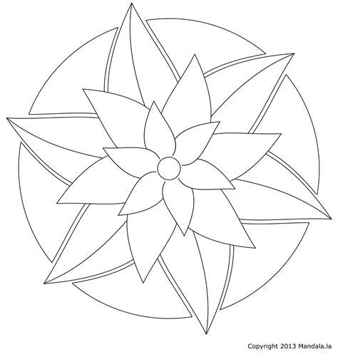 fleur de lotus mandala coloriagetv coloriages mandala fleur de lotus adultes