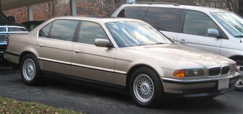 1995 Bmw 7 Series by 1995 Bmw 7 Series Information And Photos Zombiedrive