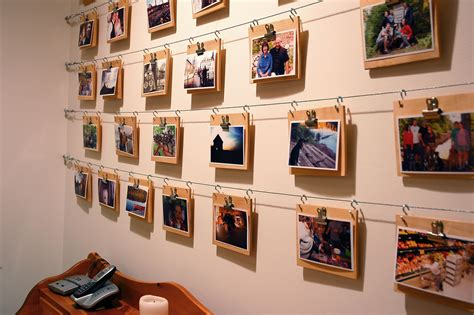 picture hanging ideas 25 easy diy home decor ideas