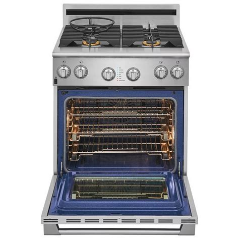 Oven Gas Electrolux Indonesia e30gf74tps electrolux icon professional 30 gas