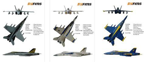 Best Smart Products Fms009kit F 18 64mm Ducted Fan Jet Kit Version Grey