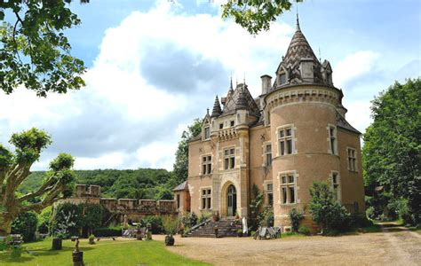 small french chateau house plans