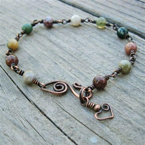 best 25 wire wrapped bracelet ideas on