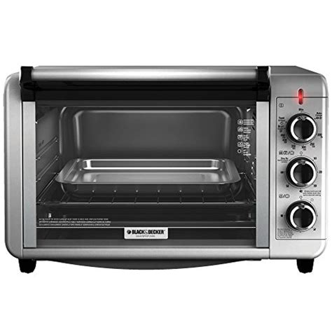 Black And Decker Countertop Oven by Black Decker To3210ssd Countertop Convection Toaster Oven Silver In The Uae See Prices