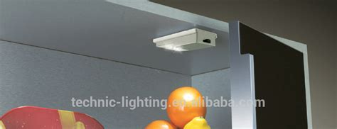 cabinet door operated light switch battery led cabinet light with door switch wireless