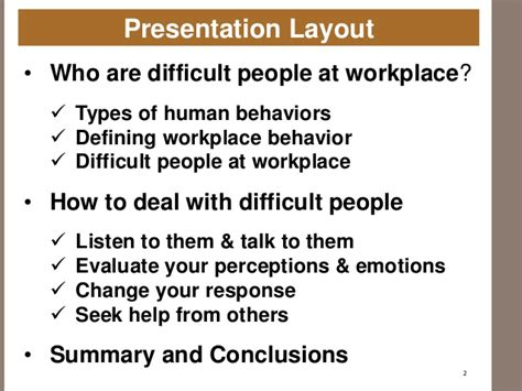 How To Deal With Difficult how to deal with difficult at workplace