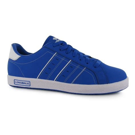 lonsdale mens gents oval trainers sport shoes sneakers