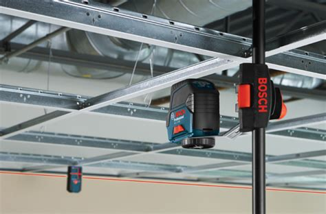 Laser Level For Drop Ceiling by Gcl 2 160 Self Leveling Cross Line Laser With Plumb