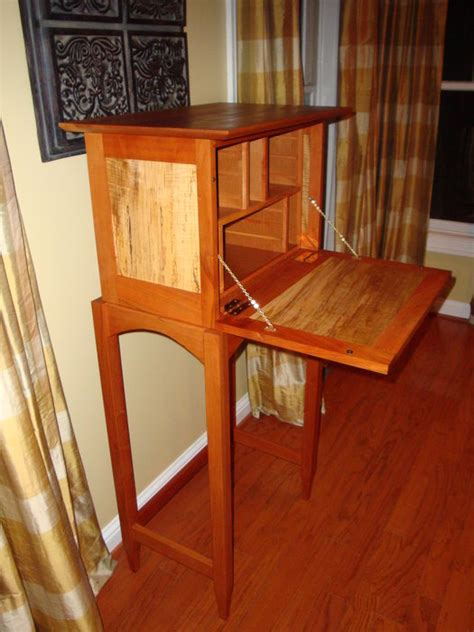 fly tying desk by leighty6 lumberjocks